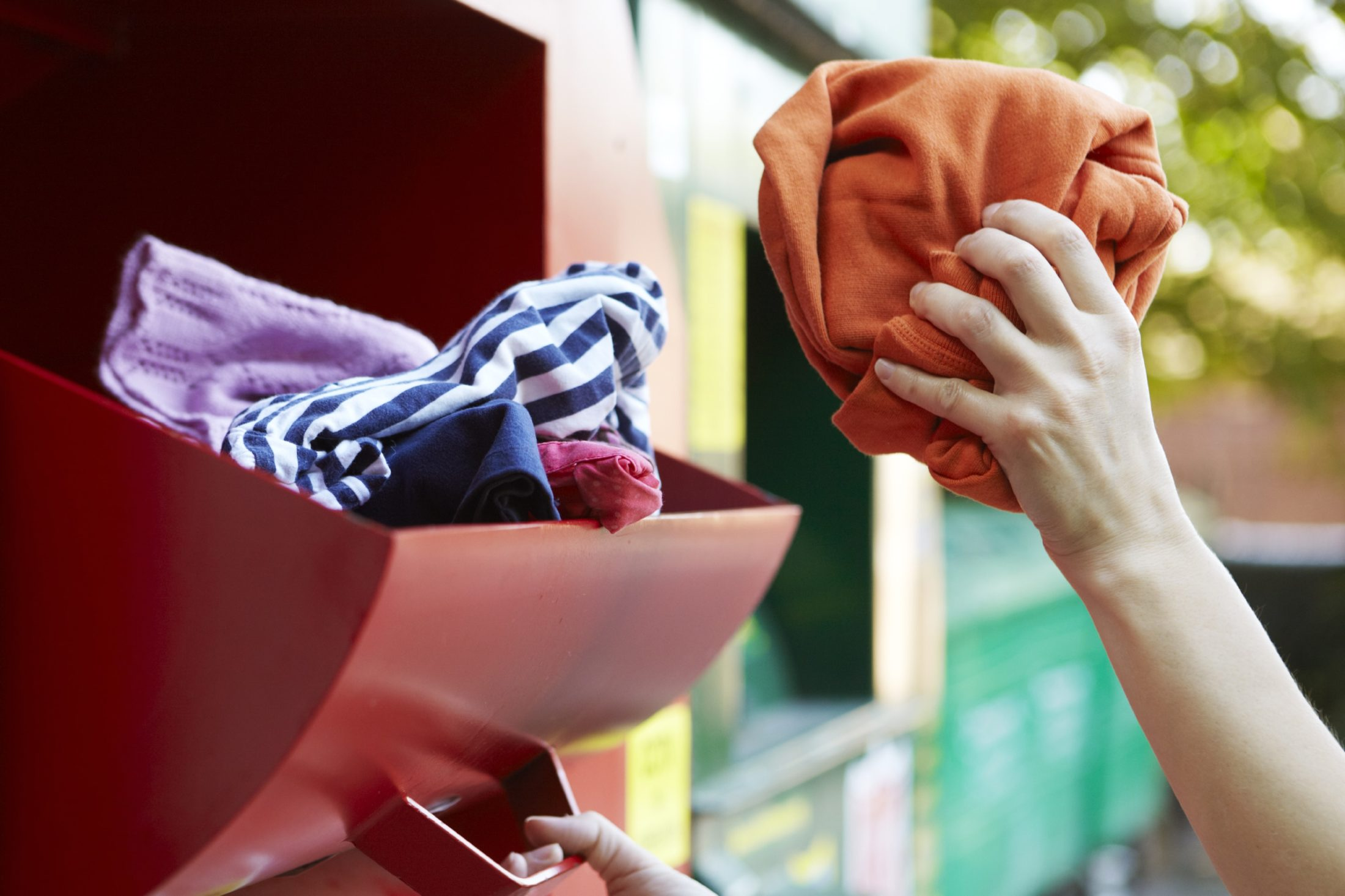 SCARCE on How to Keep Clothes & Textiles Out of Landfills