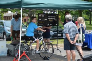 Energy Bike at Energypalooza 2016