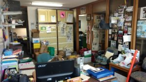 Front Office Before picture