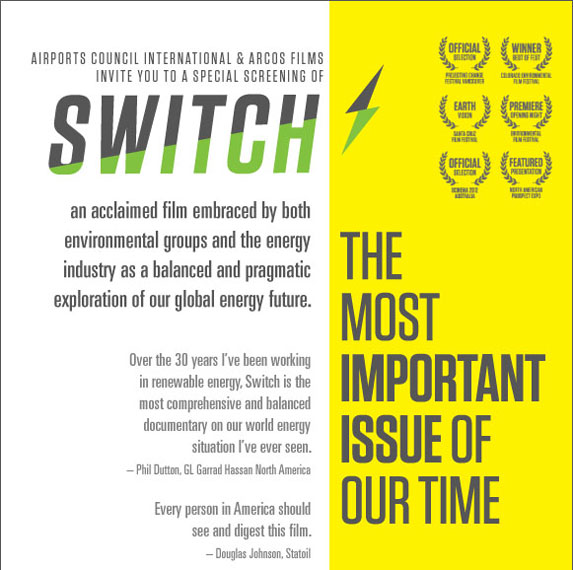 Sustainability Film Series: Switch