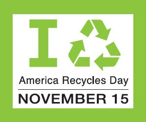 America Recycles Day - SCARCE
