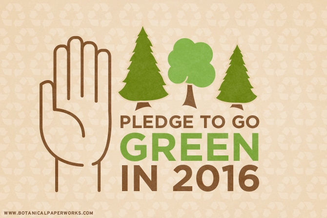 be-green-in-2016-new-years-resolution