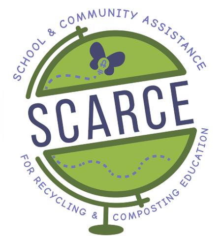 SCARCE Logo with words