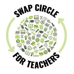 Chicago Teacher Swap Circle Scarce