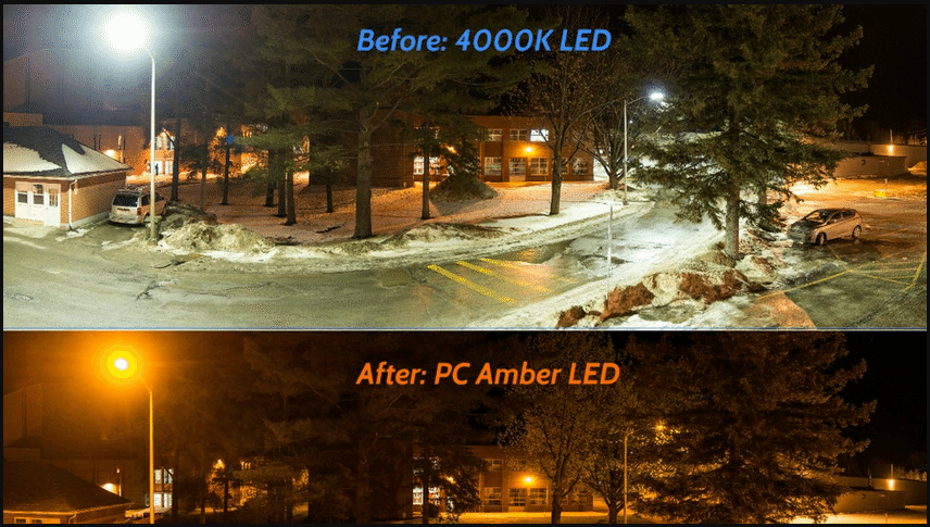 light pollution, LED, streetlights, dark skies