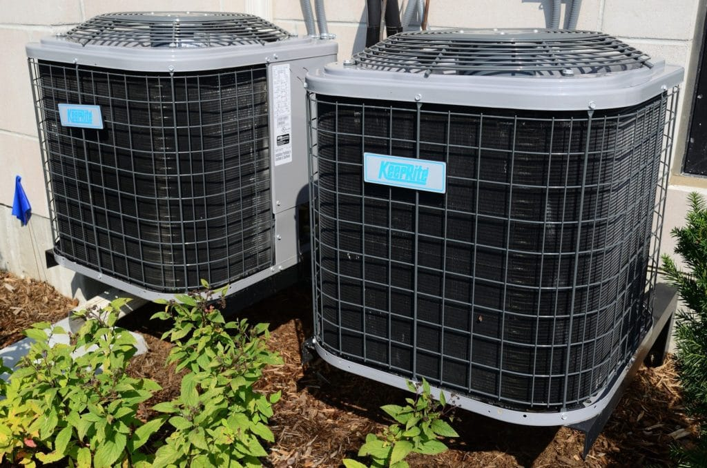 home energy efficiency heating cooling air conditioning improvement upgrades