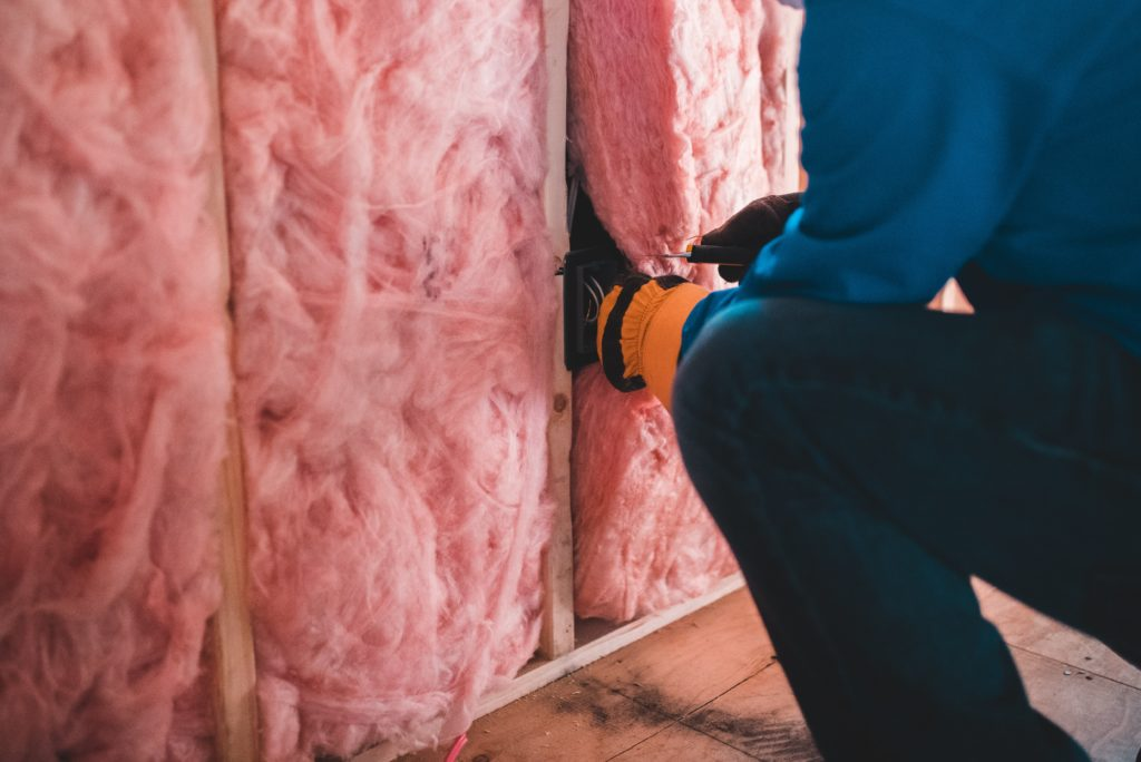 insulation home energy efficiency improvement upgrades